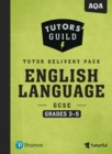 Tutors' Guild AQA GCSE (9-1) English Language Grades 3-5 Tutor Delivery Pack - Book