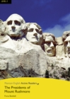 Level 2: The Presidents of Mount Rushmore Book & Multi-ROM with MP3 Pack - Book
