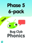 Bug Club Blue A (KS1) Oceans 6pk - Book