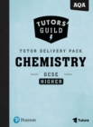 Tutors' Guild AQA GCSE (9-1) Chemistry Higher Tutor Delivery Pack - Book