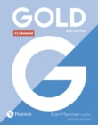 Gold C1 Advanced New Edition Exam Maximiser with Key - Book