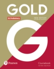 Gold B1 Preliminary New Edition Coursebook - Book