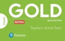 Gold B2 First New Edition Teacher's ActiveTeach USB - Book