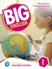 Big English AmE 2nd Edition 1 Teacher's Edition - Book