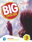 Big English AmE 2nd Edition 3 Teacher's Edition - Book