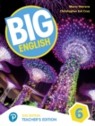 Big English AmE 2nd Edition 6 Teacher's Edition - Book