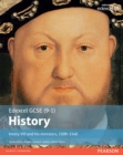 Edexcel GCSE (9-1) History Henry VIII and his ministers, 1509Ð1540 Student Book - eBook