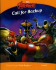 Level 3: Marvel's Avengers: Call for Back Up - Book