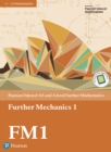 Edexcel AS and A level Further Mathematics Further Mechanics 1 - eBook