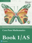 Edexcel AS and A level Further Mathematics Core Pure Mathematics Book 1/AS Textbook + e-book - eBook