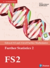 Edexcel AS and A level Further Mathematics Further Statistics 2 Textbook - eBook