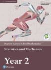 Edexcel A level Mathematics Statistics & Mechanics Year 2 Textbook + e-book - eBook