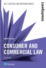 Law Express: Consumer and Commercial Law - Book