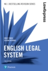 Law Express: English Legal System, 7th edition - Book
