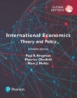 International Economics: Theory and Policy, Global Edition - Book