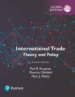 International Trade: Theory and Policy, Global Edition - Book