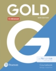 Gold C1 Advanced New Edition Coursebook and MyEnglishLab Pack - Book
