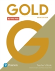 Gold B1+ Pre-First New Edition Teacher's Book with Portal access and Teacher's Resource Disc Pack - Book