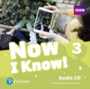Now I Know 3 Audio CD - Book