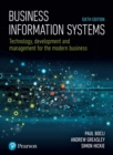 Business Information Systems : Technology, Development and Management for the Modern Business - eBook