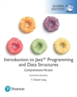 Introduction to Java Programming and Data Structures, Comprehensive Version, Global Edition - Book