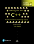 Starting Out with C++ from Control Structures through Objects, Global Edition - eBook