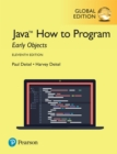 Java How to Program, Early Objects, eBook, Global Edition - eBook