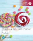 Starting Out with Python, Global Edition - eBook