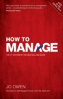 How to Manage - eBook
