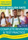 English SATs Complete Revision and Test Practice: York Notes for KS2 - Book