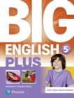 Big English Plus BrE 5 Test Book and Audio Pack - Book