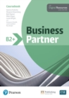 Business Partner B2+ Coursebook and Basic MyEnglishLab Pack - Book