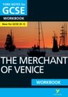 The Merchant of Venice: York Notes for GCSE (9-1) Workbook - Book