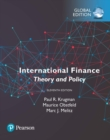 International Finance: Theory and Policy, Global Edition - Book