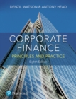 Corporate Finance : Principles and Practice - Book