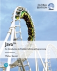 Java: An Introduction to Problem Solving and Programming, Global Edition - eBook