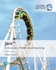 Java: An Introduction to Problem Solving and Programming plus Pearson MyLab Programming with Pearson eText, Global Edition - Book