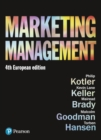 Marketing Management : European Edition - Book