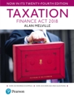 Melville's Taxation: Finance Act 2018 - eBook