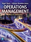 Operations Management 9th Edition with MyOMLab - Book