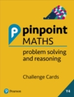 Pinpoint Maths Year 4 Problem Solving and Reasoning Challenge Cards - Book