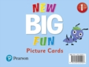 Big Fun Refresh Level 1 Picture Cards - Book