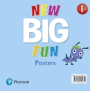 Big Fun Refresh Level 1 Posters - Book