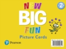 Big Fun Refresh Level 2 Picture Cards - Book