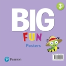 Big Fun Refresh Level 3 Posters - Book