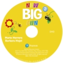 Big Fun Refresh Level 2 DVD - Book