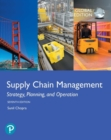 Supply Chain Management: Strategy, Planning, and Operation, Global Edition - Book
