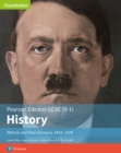 Edexcel GCSE (9-1) History Foundation Weimar and Nazi Germany, 1918-39 Student Book - Book