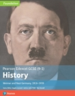 Edexcel GCSE (9-1) History Foundation Weimar and Nazi Germany, 1918Ð39 Student Book - eBook