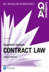 Law Express Question and Answer: Contract Law, 4th edition - Book